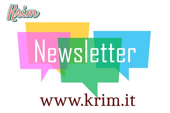 Iscriviti alla newsletter di Krim